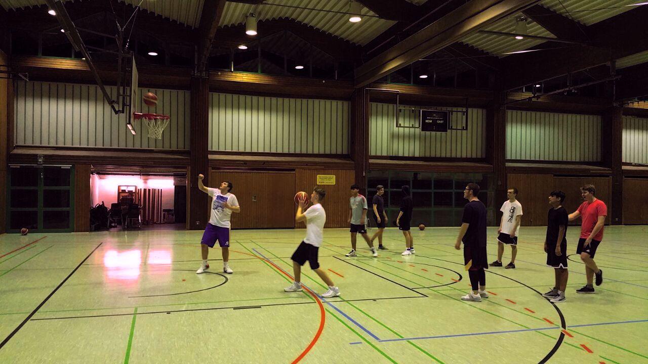 Jugendbasketball