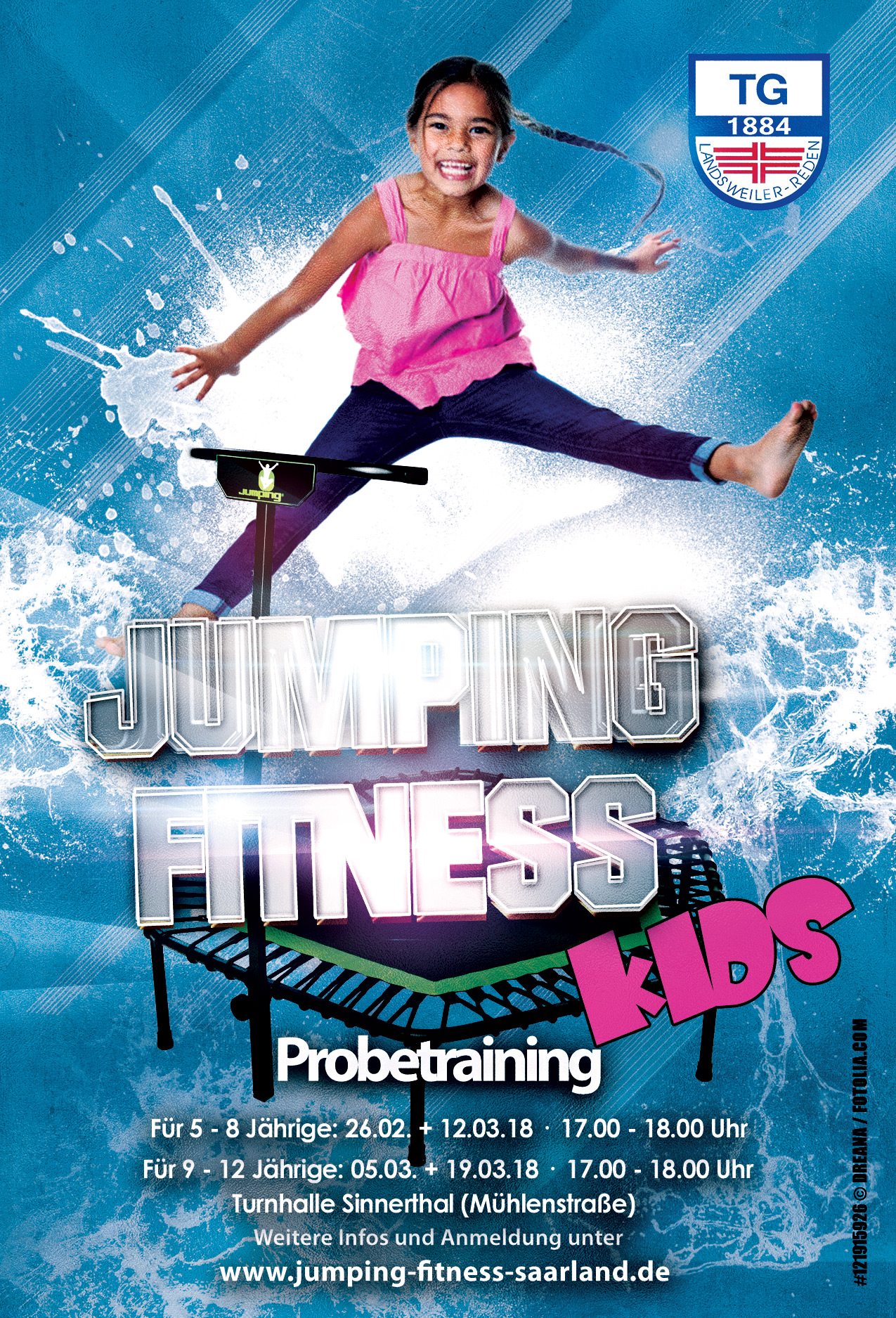 Jumping-Fitness KIDS!