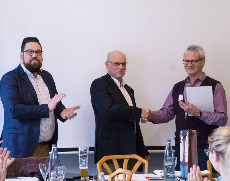Generalversammlung 2018: Neuer Vorstand gewählt