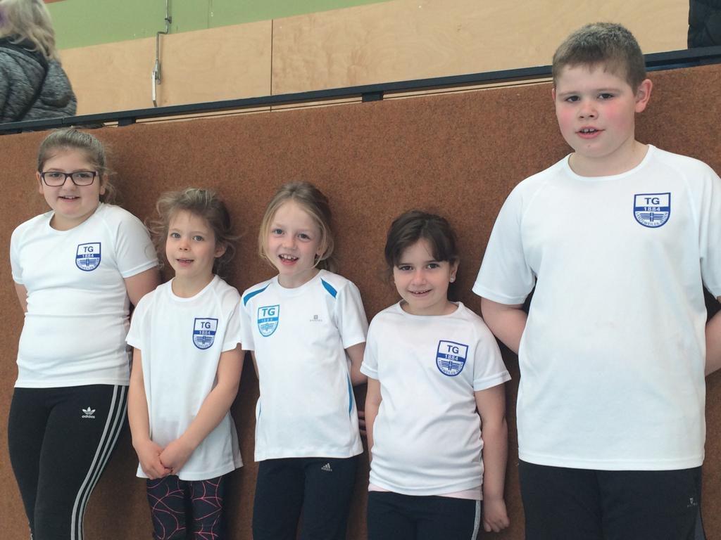 Kinder-Hallensportfest 2019